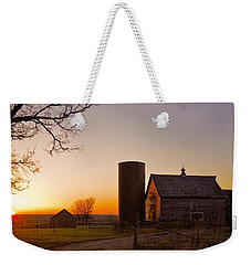 Spring At Birch Barn 2 Weekender Tote Bag