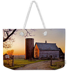 Spring At Birch Barn Weekender Tote Bag