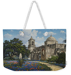 Spring At San Jose Weekender Tote Bag