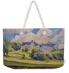 Spring At The Hoeve Zonneberg Maastricht Weekender Tote Bag