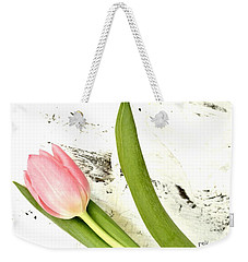 Weekender Tote Bag featuring the photograph Spring Awakes by Marsha Heiken