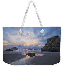Weekender Tote Bag featuring the photograph Spring Begins In Bandon by Patricia Davidson
