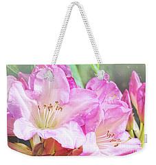 Spring Bling Weekender Tote Bag