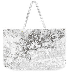 Spring Blossums Weekender Tote Bag by Craig Walters