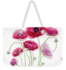 Spring Bouquet Weekender Tote Bag by Rebecca Cozart