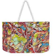 Spring Breaks Forth Weekender Tote Bag
