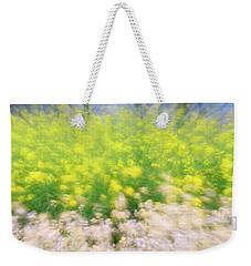 Spring Breeze Weekender Tote Bag