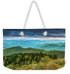 Weekender Tote Bag featuring the photograph Spring Colors by Joye Ardyn Durham