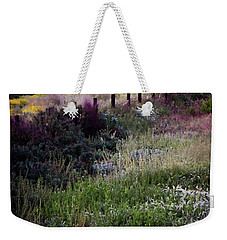 Weekender Tote Bag featuring the photograph Spring Colors by Kelly Wade