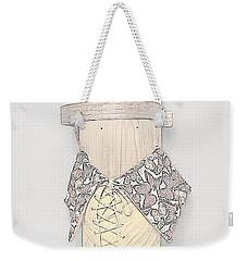 Spring Cradleboard Weekender Tote Bag