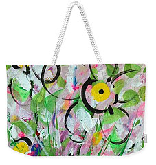 Spring Dance Weekender Tote Bag