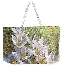 Spring Fantasy Weekender Tote Bag by I'ina Van Lawick