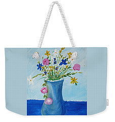 Spring Fantasy One Weekender Tote Bag