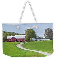 Spring Farm Weekender Tote Bag