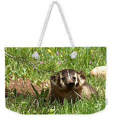 Spring Fever Weekender Tote Bag by DeeLon Merritt