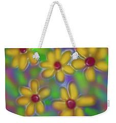 Spring Fever Weekender Tote Bag by Latha Gokuldas Panicker