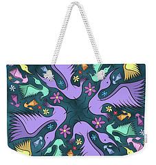 Spring Fling Weekender Tote Bag