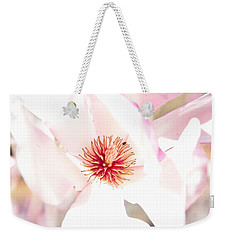 Spring Flower Blossoms Weekender Tote Bag by Serena King