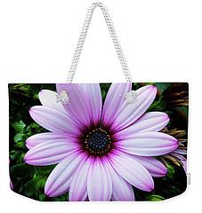 Spring Flower Weekender Tote Bag by Karen Stahlros