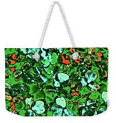 Spring Foiliage Weekender Tote Bag