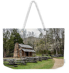 Spring For The Settlers Weekender Tote Bag