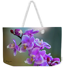 Weekender Tote Bag featuring the photograph Spring For You by Marvin Spates