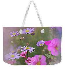Spring Garden 2017 Weekender Tote Bag
