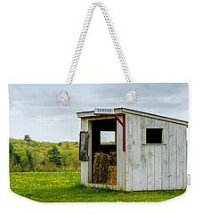 Spring Hay Weekender Tote Bag