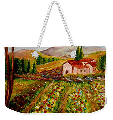 Spring In France Weekender Tote Bag