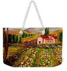 Spring In France Weekender Tote Bag