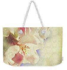 Spring In  Garden Weekender Tote Bag