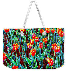 Spring In Holland Weekender Tote Bag by Ian Gledhill