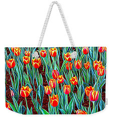 Spring In Holland Weekender Tote Bag