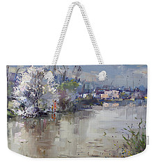 Spring In Hyde Park Weekender Tote Bag