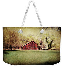 Spring In Nebraska Weekender Tote Bag