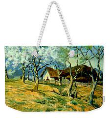 Spring In Poland Weekender Tote Bag