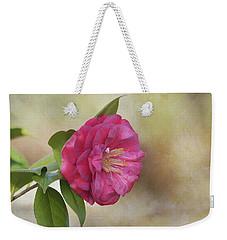 Weekender Tote Bag featuring the photograph Spring In Savannah by Kim Hojnacki