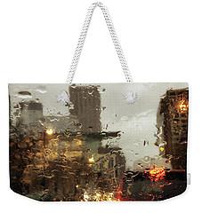 Spring In The City Weekender Tote Bag