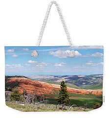 Spring In The Cody Area Weekender Tote Bag
