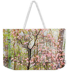 Spring In The Forest Weekender Tote Bag