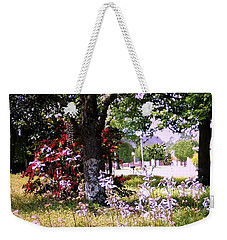 Spring In The Yard Weekender Tote Bag