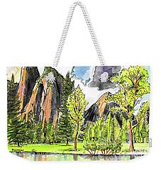 Spring In Yosemite Weekender Tote Bag