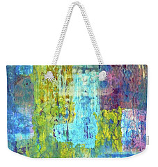 Spring Into Summer Weekender Tote Bag