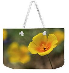 Weekender Tote Bag featuring the photograph Spring Is Beckoning  by Saija Lehtonen