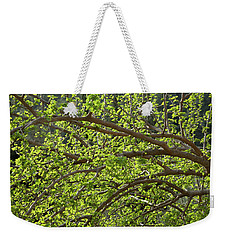 Spring Is Here Weekender Tote Bag by Yoel Koskas
