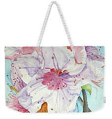 Spring Weekender Tote Bag by Jasna Dragun
