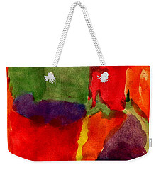 Spring Weekender Tote Bag by Angela L Walker