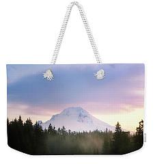 Spring Lenticular Weekender Tote Bag