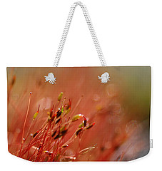 Weekender Tote Bag featuring the photograph Spring Macro3 by Jeff Burgess