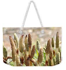 Spring Macro4 Weekender Tote Bag by Jeff Burgess